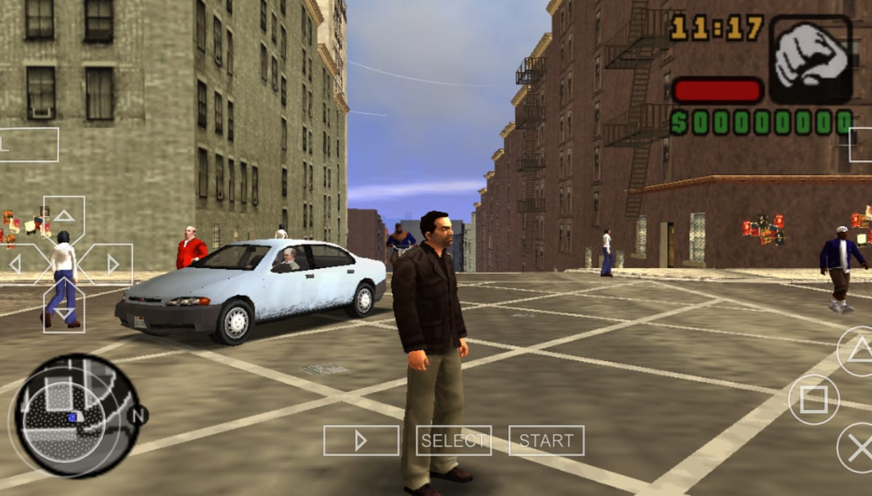 GTA liberty city stories para PPSSPP/Android 👇